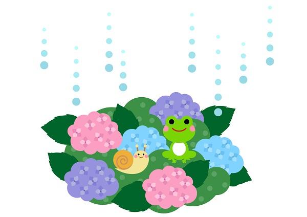 【時候の挨拶】6月下旬の言葉とは?梅雨の季節もあと少し!